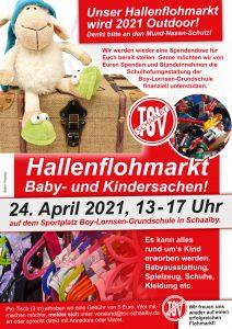 Hallenflohmarkt, TSV